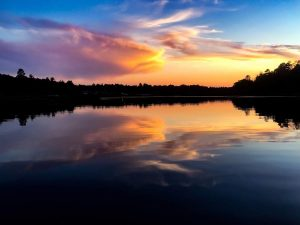 Area Lake Scenes