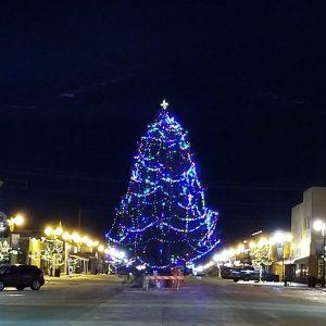 Park Rapids Main Street Scenes